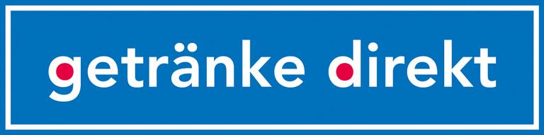 Hier ist das Logo des Getränke Lieferservice Getränke Direkt abgebildet
