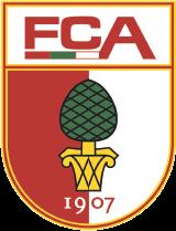 Hier ist das Logo des FC Augsburg